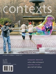 Contexts Spring 2016, Volume 15, Number 2