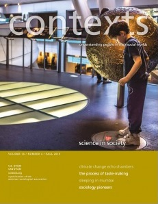 Contexts Fall 2015, Volume 14, Number 4