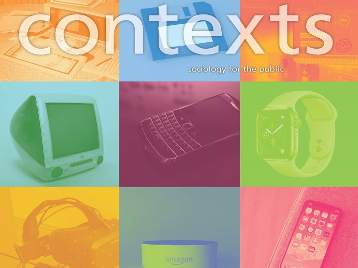 Cover of Fall 2019 Contexts Maazine