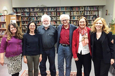 ASA Rose Series editors: Lynn Chancer, Leslie Paik, Philip Kasinitz, Richard Alba, Nancy Foner and Amy Adamczyk.