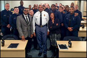 UMD sociology faculty team up with Prince George's County Police Department