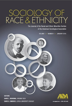Sociology of Race and Ethnicity Cover