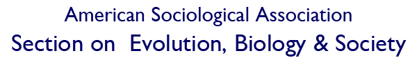 Section on Evolution, Biology & Society