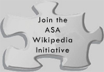Join the ASA Wikipedia Iniative Puzzle Piece Image