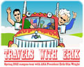 Travels with Erik Blog Logo