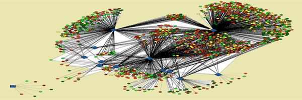 Graphic from Network Analysis Research Brief