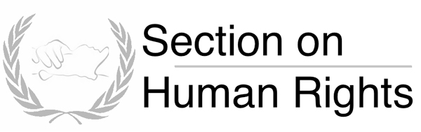 ASA Section on Human Rights Logo