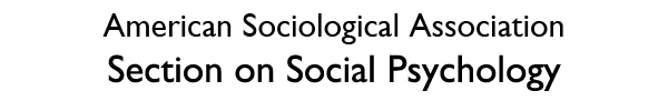 Section on social psychology logo