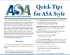 Quick Tips Booklet Thumbnail