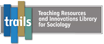 TRAILS Logo: Teaching Resources and Innovation Library for Sociology