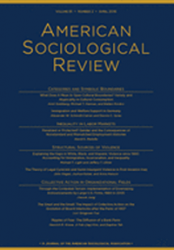 The Social Connectedness of Older Adults: A National Profile