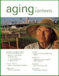 Cover of Contexts on Aging