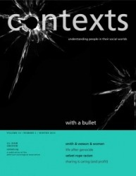 Contexts Winter 2015, Volume 14, Number 1