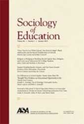 Income Segregation between School Districts and Inequality in Students' Achievement