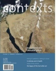 Contexts Spring 2015, Volume 14, Number 2