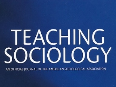 Teaching Sociology journal logo