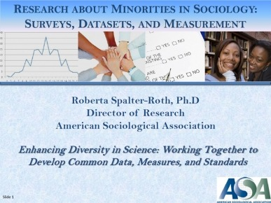 Minority Research Cover